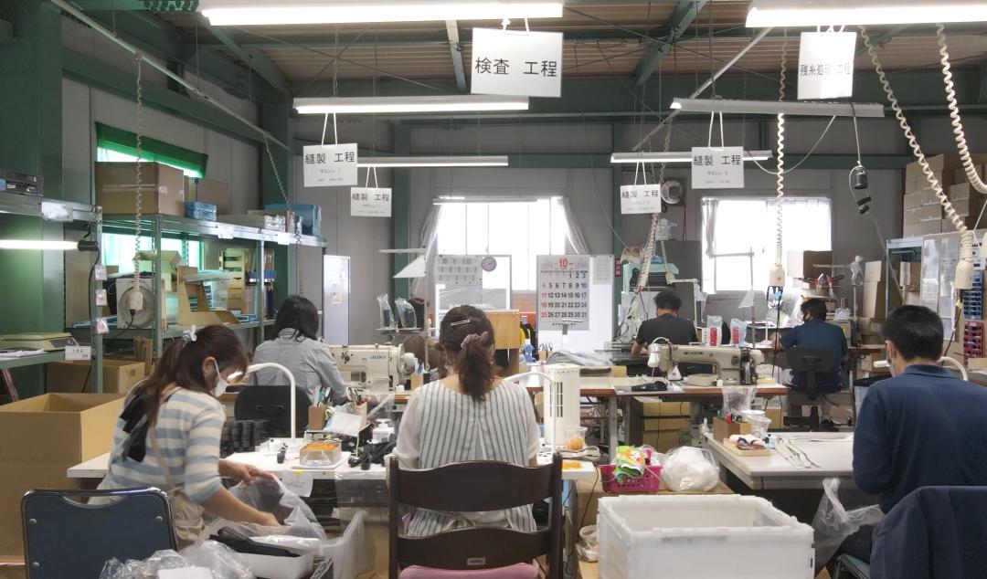 名古屋製綱 作業場風景